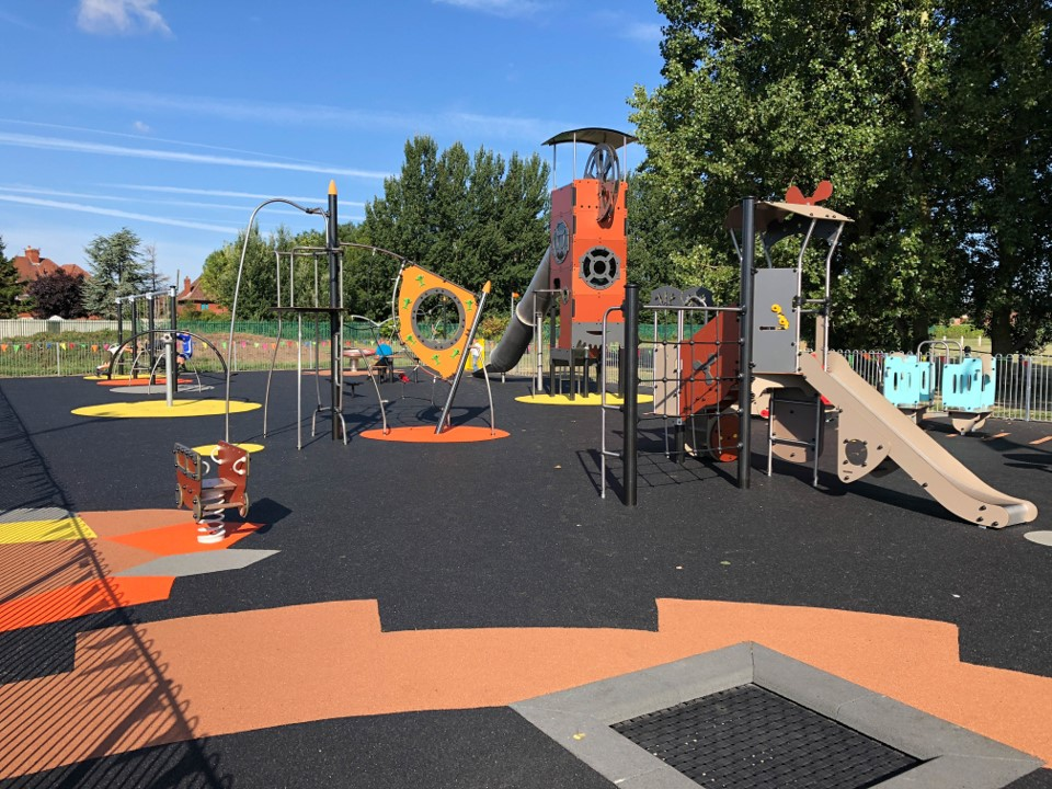Moorends Play Area
