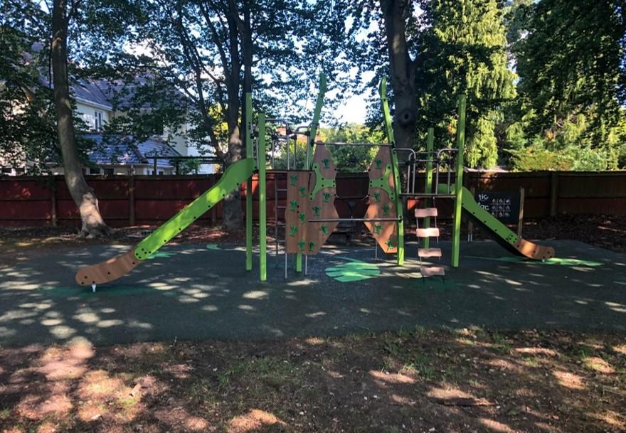 Kings Lane Play Park, Windlesham