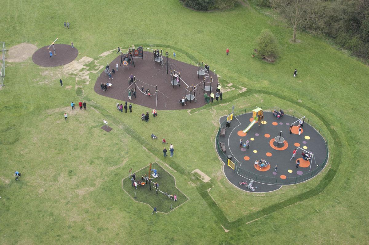 Meriden Park (Sports Legacy Zone)