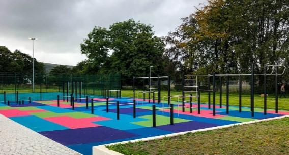 Inler Park, Haldane