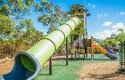 SA - Unley Oval hilltop playground