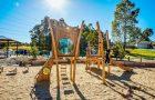QLD - Eagle Street Park Playground