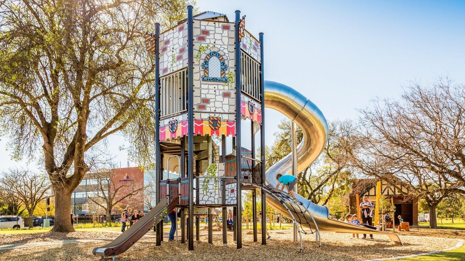 SA - Princess Elizabeth Playground