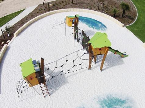 WA – Seabreeze Estate Playground, Waikiki