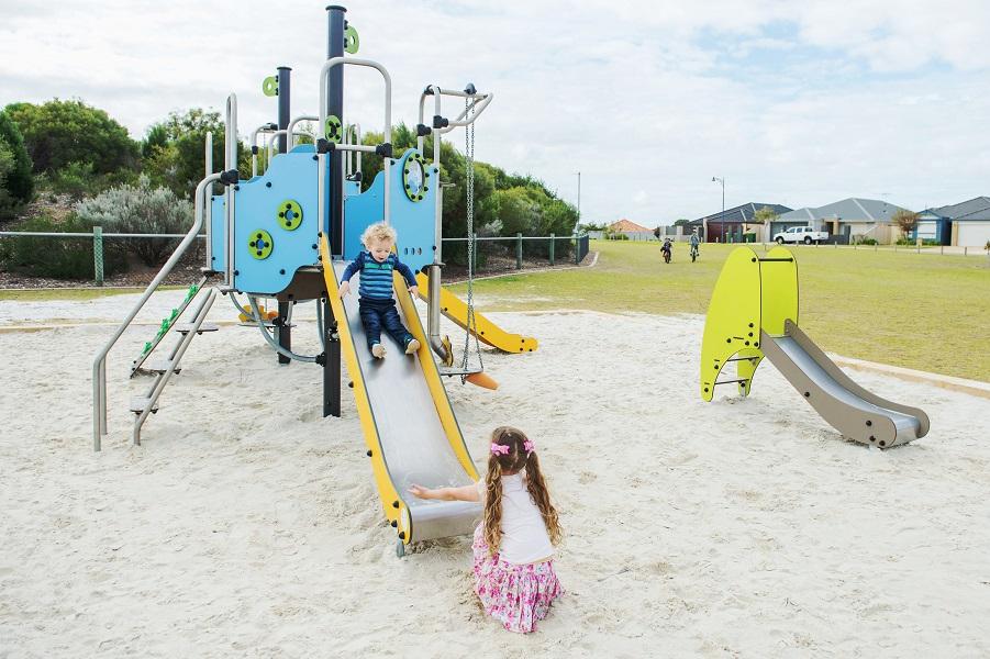 WA - Lennox Reserve Play Space