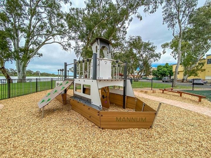 SA - Mary Ann Reserve Playspace