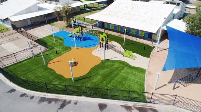 NT - Sadadeen Primary School Playground