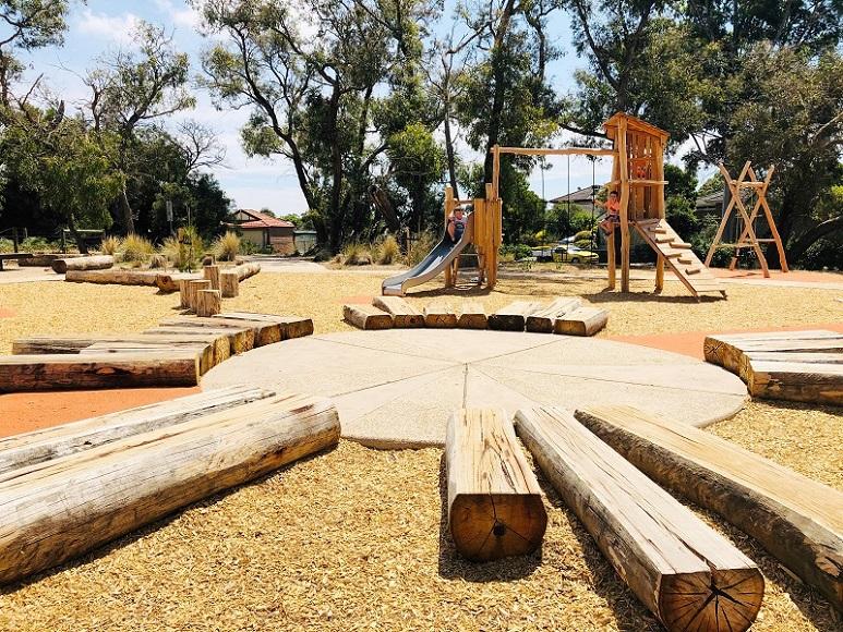 VIC - Southgateway Reserve Playground