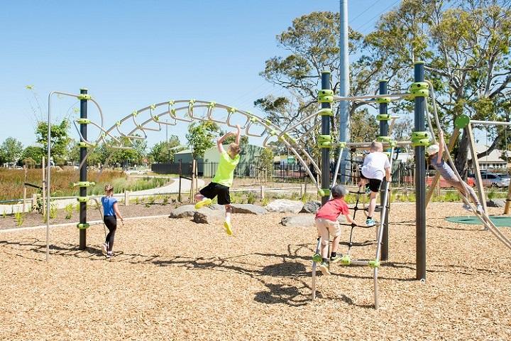 SA - St Clair Precinct 5 Playground