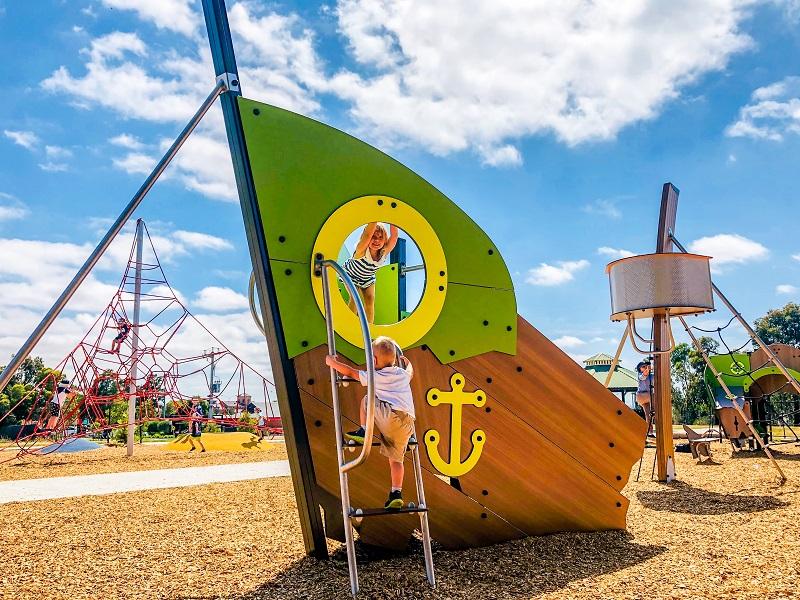 VIC - VR Michael Reserve Playground