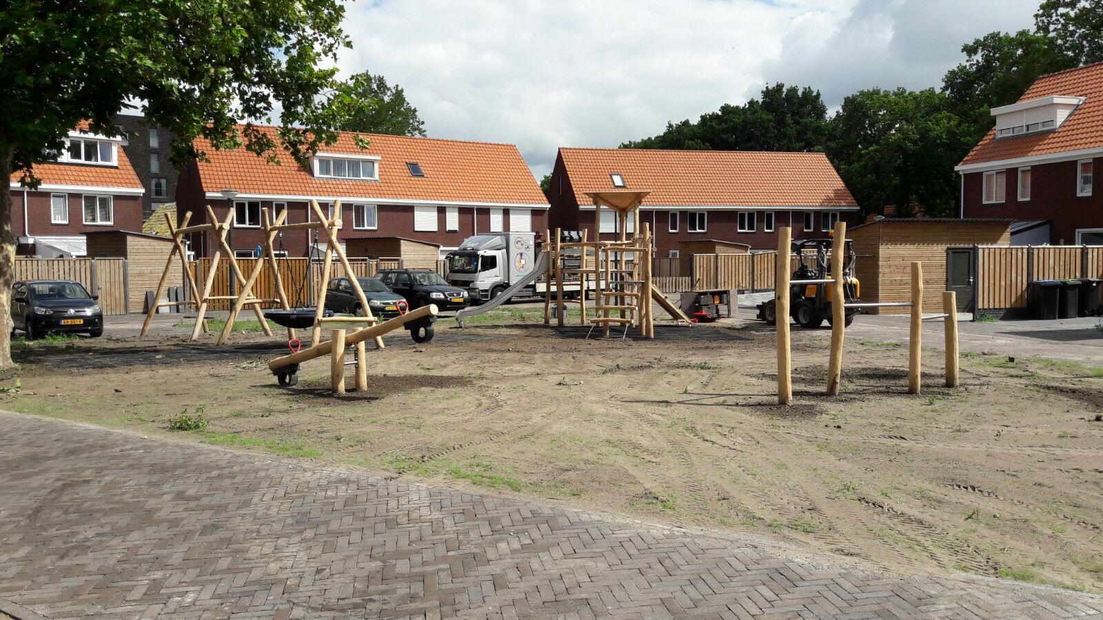 Huygensstraat, Bergen op Zoom