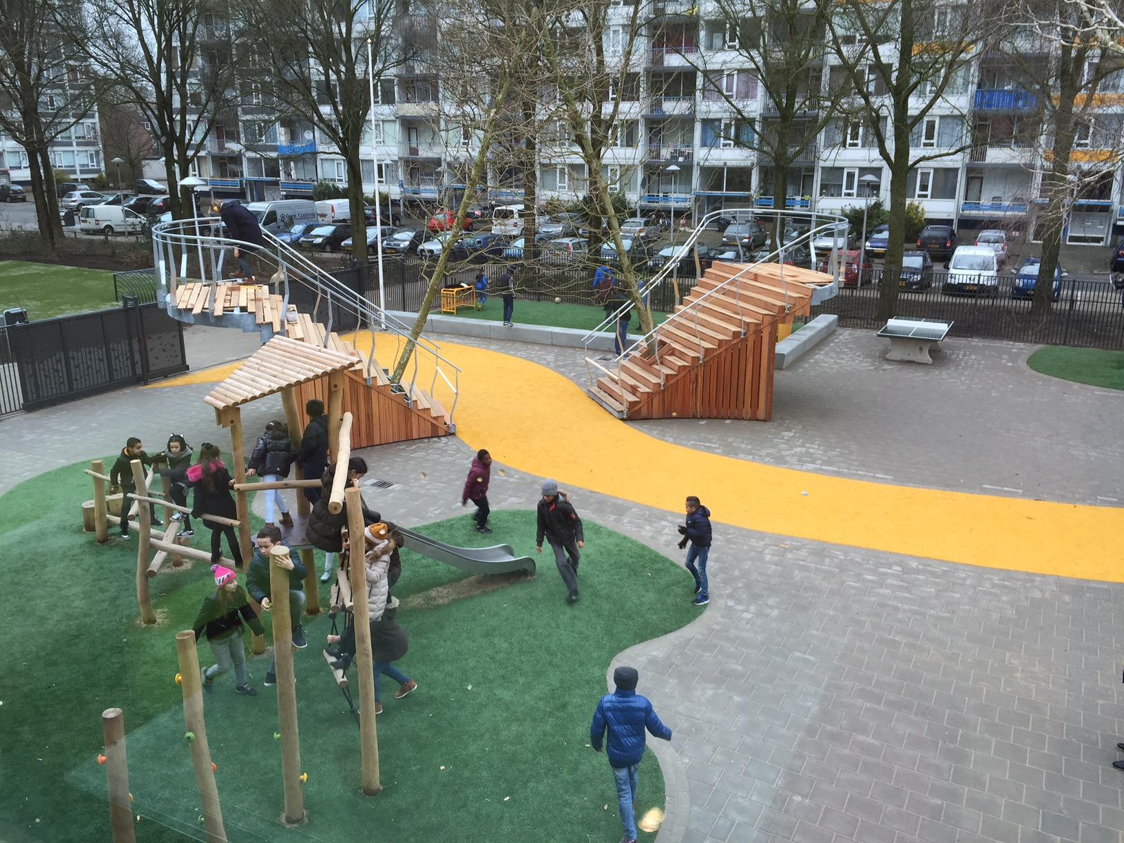 Mattheusschool & De Gagel, Utrecht