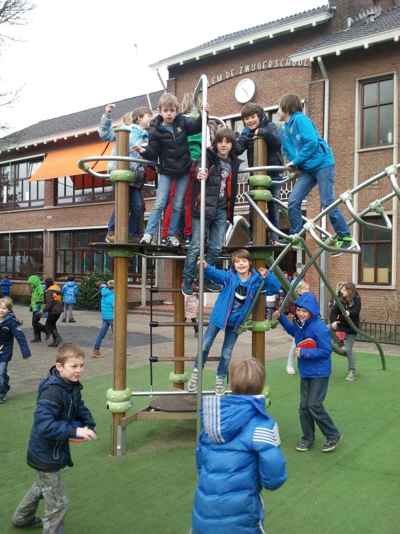 Willem de Zwijgerschool, Den Haag