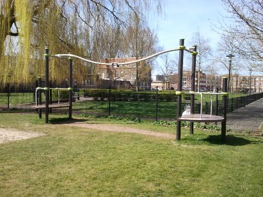 Speeltuin Kindervreugd, Haarlem